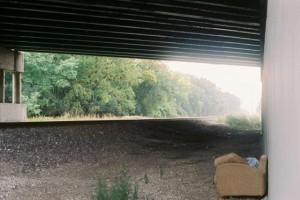 Vivitar V3800N, Tollway Overpass in Park Ridge, IL