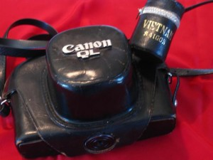 Canon QL 17, Saigon, in Case