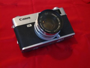 Canon QL 17, Saigon, without Case