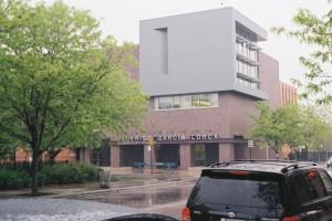 Minolta SRT 100, Federico Garcia Lorca Elementary School, Chicago, IL