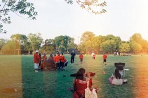 Kowa H, Portage Park, Pee Wee Football