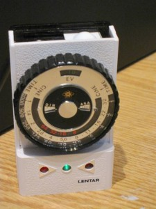 Lentar EE-201 Light Meter