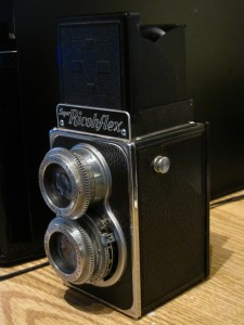 Richard's Repaired Ricohflex