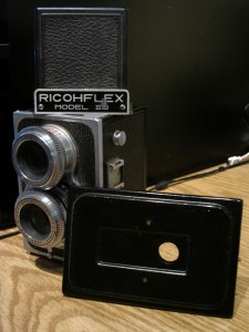 Ricohflex, Old Parts