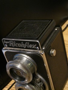 Ricohflex, Two of Four Screws