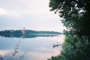 Yashica T4, July 2012, Deep Lake, Lindenhurst, IL, Over Exposed