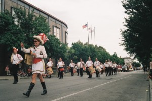Canonet QL17, GIII, Mt. Pulaski - September 2013, Chicago - German Day Parade