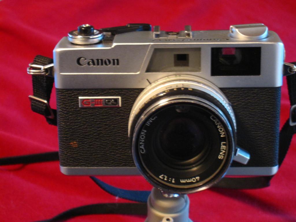Canon QL17 GIII - Mt. Pulaski