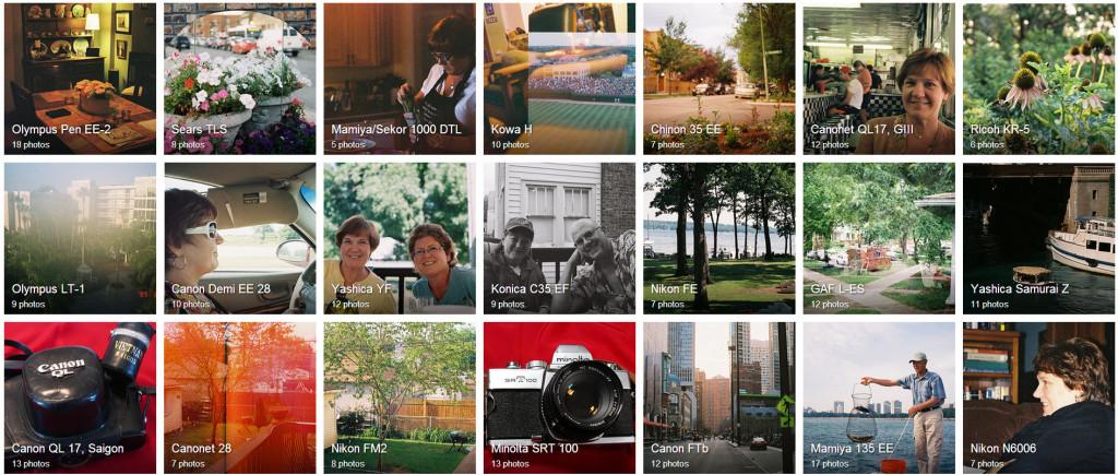 Flickr Cameras - 1